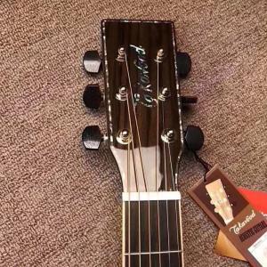 takavood中檔單板TOM-780C NA 41寸單板民謠吉他