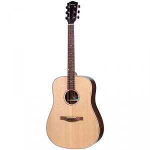 Eastman 伊斯特曼 PCH2 西提卡云杉玫瑰木單板原聲電箱民謠木吉他-41寸圓角